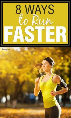Faster, better, stronger! Follow these tips to help shed minutes off the mile. #running