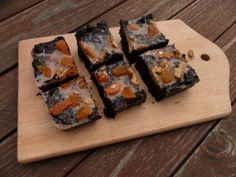 Confectionery, Butcher Block Cutting Board, Paleo, Sweets, Food, Christmas, Xmas, Gummi Candy, Candy