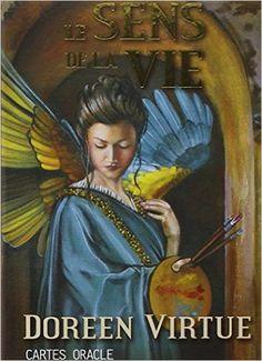 Amazon.fr - Le sens de la vie : Cartes oracle - Doreen Virtue, Marion Elissalt - Livres