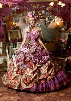 Sugar Kei of ウェディングドレス/ブライダル衣装のジュラーレツルヤ