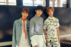 Jae Hyun, Joo Chan & Bo Min