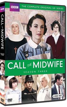 What a relief! All the young midwives and good sisters return in the next season of this immensely absorbing and popular drama, set in poverty-ridden East London in the 1950s. But with Nonnantus House scheduled for demolition, where, exactly, will they live? Hop on a bicycle with Jenny, Chummy and Trixie. Wherever they ride, you'll share sadness and joy, tears and humor, struggle and survival. Based on the best-selling memoirs of former nurse Jennifer Worth.