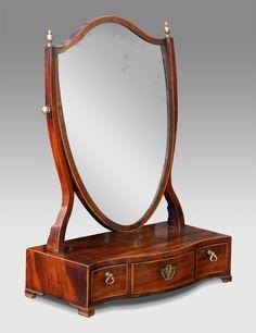 chicago antique furniture chicago antique mirror table - HD900×1168