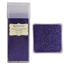 5519331ce7b3 Extra Fine Glitter by Recollections™, 1.5 oz | Glitter is my ...