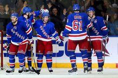 Washington Capitals vs. New York Rangers - Photos - December 23, 2014 - ESPN