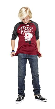 it's how we roll — vans graphic tee, skinny jeans and asher shoes