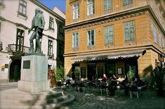 Stadtspaziergang Praterstraße – Gehen, sehen und staunen Sie führt vom Donaukanal zum Praterstern und vom Stilwerk zum Café Dogenhof.