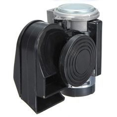 12V Air Horn Snail Compact Airhorn Car Truck Motorcycle Boat. description:  brand New Horn Snail Compact Airhorn  136db  voltage:12v  color:black  size: 12x11x4.8cm  part Number: 007  easy To Install  it Requires Only One Fixing Point  no Air Tubes Needed  no External Air Supply Needed  fit For Car ,vehicle ,motorcycle,yacht,boat,suv, Bike,ect     installation Note:  connected Directly To The Battery Relay  if You Have Not Connected The Horn Relay,can Cause Electrical Problem…