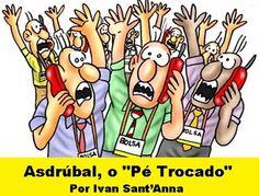 """Asdrúbal, o """"Pé Trocado""""… http://www.scalpertrader.com.br/asdrubal-o-pe-trocado/"""