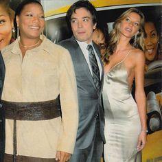 WEBSTA @ supermodelgisele - @queenlatifah @jimmyfallon and @gisele at the NYC premiere of their movie Taxi in 2004. ❤#gisele #giselebündchen #giselebundchen #fashion #model #models #modeling #supermodel #queen #fashionicon #brazil #brazilian #victoriassecret #vsmodel #vsangel #highfashion #beauty #voguequeen #fashionqueen #jimmyfallon #movie #premiere #moviepremiere #redcarpet #taximovie #queenlatifah