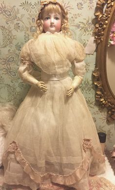 Antique Doll by Francois Gaultier (FG)
