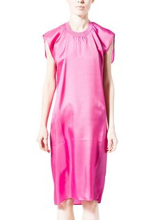MM6-sleeveless dress -- what, for a hospital? who buys this??
