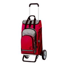 Chariot à courses Alu STAR Hydro Andersen | Acheter sur Greenweez.com Shopping Cart Cover, Trolley Bags, Courses, Future, Cutlery, Rolling Carts, Backpack Purse, Backpacks, Bags