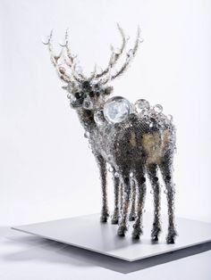 Kohei Nawa - TRANS ㅣ Cheongdam / 2012. 09.05 - 11.04  Arario Gallery