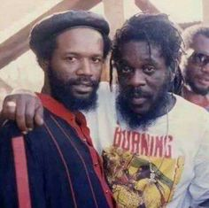 Great vocalists.. D. E. B  & Beres Hammond.