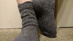 Ravelry: Jedi Socks pattern by Rebekah Frank
