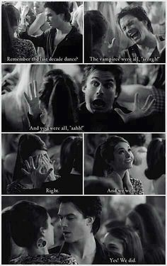 "The Vampire Diaries season 2 episode 18 "" the last dance"""