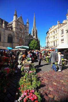 Saint-Michel, #Bordeaux