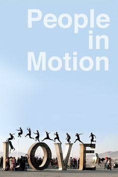 Parkour: People in Motion