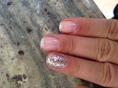 Amazing gel manicure I got!