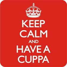 keep calm and have a cuppa My Coffee, Coffee Drinks, Funny Coasters, Different Coffees, Kid Drinks, Coffee Pictures, Coffee Tasting, Do Love, Keep Calm