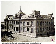 Edificio de Correos - Archivo General de la Nacion