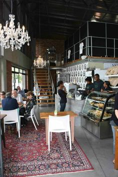 Cultured Palate --- Vovo Telo restaurant in Newtown, Johannesburg Lodges, South Africa, Coffee Shops, Shop Ideas, Places, Wedding Venues, Restaurants, Wanderlust, Home