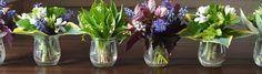 Weck Jars make the best vases