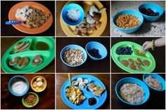 Change of Pace: Feeding Your Kids Lots of helpful tips; recipes; and example menus for Breakfast, Lunch, & Dinner