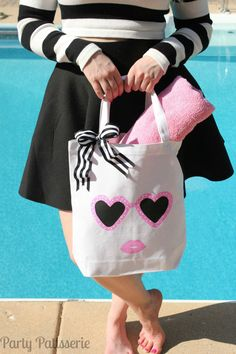 Adorable tote bag! T