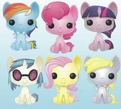 funko pop ponies