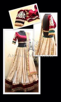 New Pishwas Dresses Long Anarkali Frocks for Girls 2015-2016 | GalStyles.com