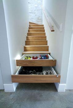 Epic 55+ Best Ingenious Shoe Storage and Organization Ideas https://bosidolot.com/2018/04/02/55-best-ingenious-shoe-storage-and-organization-ideas/