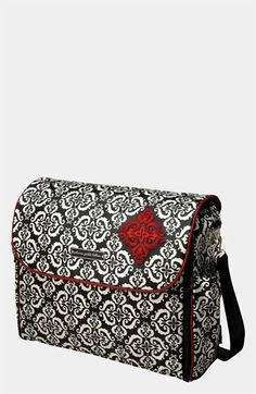 Petunia Pickle Bottom 'Abundance Boxy' Magnetic Closure Diaper Bag available at #Nordstrom