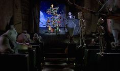 What It's Like Watching The Nightmare Before Christmas for the First Time | Oh, Snap! | Oh My Disney