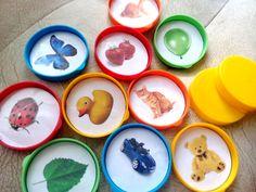 Извучаем цвета. Играем с детками в 6-9 месяцев. от пользователя «id1725031» на Babyblog.ru