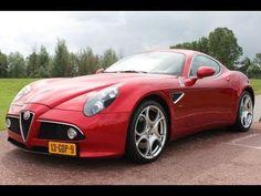 Alfa Romeo 8C Competizione - AutoTopNL - YouTube