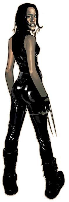 X-23 by Jeff Spokes #XMen #Mutants