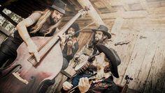 O Bardo e o Banjo no Bourbon Street Club | Universo Retro