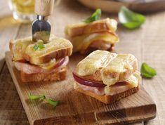 5 melegszendvics, amiből a legfinnyásabbak is repetázni fognak Sandwich Recipes For Kids, Slice Of Bread, Kids Meals, Peanut Butter, Sandwiches, Lunch, Dinner, Vegetables, Eat