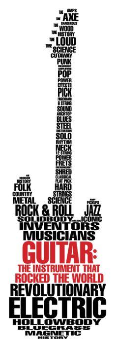 GUITAR: The Instrument That Rocked The World www.carnegiescien...