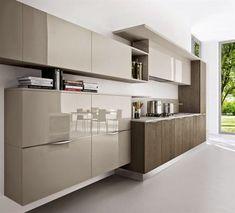 100 ideas de cómo combinar los colores para la cocina - Tendenzias.com