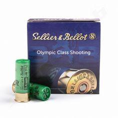 Sellier & Bellot Super Trap 12/70 24g / 2,4mm - 25 Stk