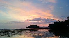 Sundak beach, Yogyakarta, Indonesia