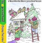 Christmas Time is Here {Unit Three} Preschool Lesson.  40 pages Many different cultures celebrate a special holiday in December and the children wil...