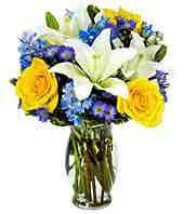 You're In My Heart at From You Flowers Birthday Flower Delivery, Happy Birthday Flower, Same Day Flower Delivery, Birthday Bouquet, Birthday Bash, Rose And Lily Bouquet, Blue Flowers Bouquet, Rose Lily, Get Well Flowers