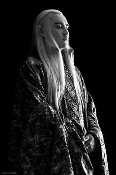 The Elvenking : Thranduil  Thranduil, also known as (and named in The Hobbit, and in Of the Rings of Power and the Third Age in The Silmarillion) the Elvenking, was a Sindarin elf, King of the Woodland Realm, and father of Legolas. Because of Bilbo's exploits and tales, Thranduil is perhaps the most well-known of the Elvenkings among non-elves. He was the leader of the Wood-elves of Northern Mirkwood (the Woodland Realm) for more than three thousand years in Middle-earth,
