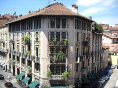 Casa galimberti -milano