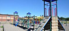 Holy name school playground