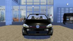 OceanRAZR: VW Golf 7 GTI 2013 (UPDATE) • Sims 4 Downloads